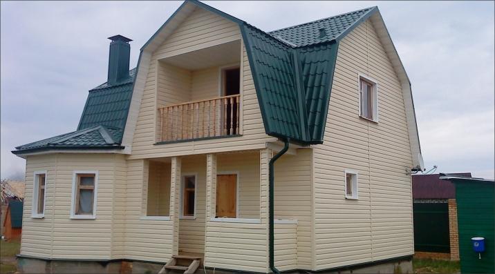 Облицовка фасадов дома — какой материал лучше ...