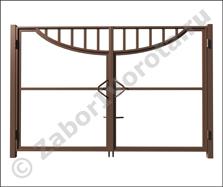 Каркас ворот №6