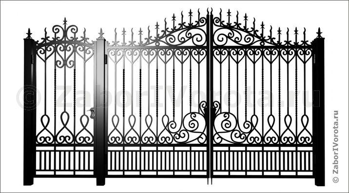 Прайс лист калитки и ворота город мастеров где найти чертежи автоматических ворот