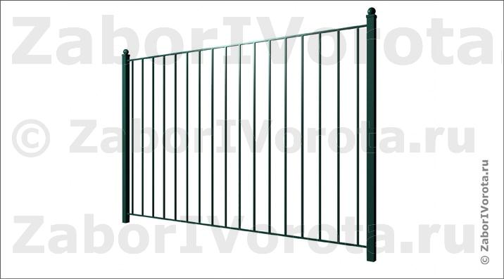 Поставить забор своими руками